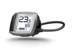 BOSCH Purion, Platinum, 1.500 mm Kabel, Display mit integrierter Bedieneinheit, inkl. Displayhalter und Kabel Bosch 87010079