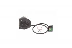 BOSCH Bedieneinheit Nyon, Anthrazit, inkl. Verbindungskabel, Dichtung und Schrauben Bosch 87010081