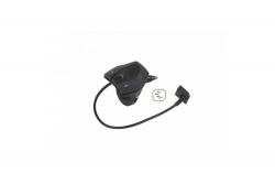 BOSCH Bedieneinheit Intuvia, anthrazit, inkl. Verbindungskabel, Dichtung und Schrauben Bosch 87010082