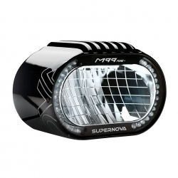 SUPERNOVA M99 Pure+ Scheinwerfer für E-Bike, 12V, ECE Supernova 87010403