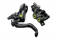 MAGURA MT7 PRO, 1-Finger HC-Hebel, links/rechts verwendbar, 2.200 mm Leitungslänge, Einzelbremse, inkl. Zubehör (VE = 1 Stück) Magura 87010711