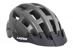 Lazer Bike-Helm COMPACT CE/TITANIUM UNISIZE LAZER 87011053