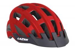 Lazer Bike-Helm COMPACT CE/RED UNISIZE LAZER 87011054