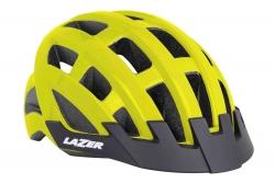 Lazer Bike-Helm COMPACT CE/FLASH YELLOW UNISIZE LAZER 87011055