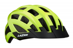 Lazer Bike-Helm COMPACT DLX/FLASH YELLOW UNISIZE LAZER 87011056