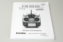 Futaba 14SG Bedienungsanleitung UK Futaba Y-14SGMANUAL