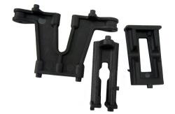 Halter Obere Chassisplatte - V/H DHK