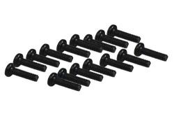 Flachkopfschrauben(BM3x12mm) (16Stk) DHK
