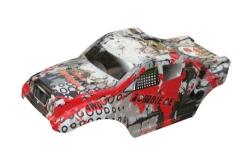 Karosserie lackiert (PVC) - Zombie DHK