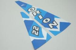 Orion blaues Segel Set Joysway
