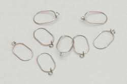 Mainsail Luff Rings (Pk10)- D.Force Joysway