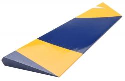 JSM Xcalibur - Ruder Set (gelb) JSM Z-JSM001/NY