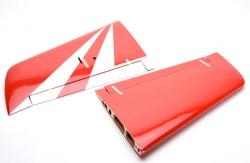 Tragflächen Set- Mini Xcalibur (rot) JSM Z-JSM003/AR