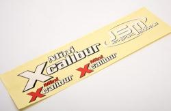 Dekor Set - Mini Xcalibur (Sport) JSM Z-JSM003/L