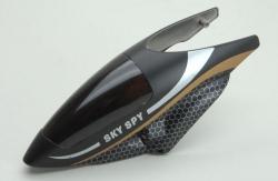 Sky Spy 4K. Kabinenhaube
