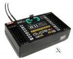 2.4GHz Jeti Duplex R18 2.4EX Empfänger inkl. einem Sattelitenempfänger