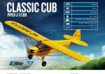 E-flite Piper J-3 Cub 450 ARF Horizon EFL3010