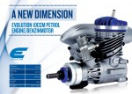 Evolution 10GX Benzin-Flugmotor 10cc Horizon EVOE10GX