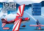 Hangar 9 Super Decathlon 100cc ARF Horizon HAN1070