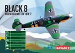 Hangar 9 Messerschmitt Bf 109 F-2 60 ARF Horizon HAN2785