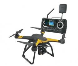 X4 PRO FPV RTF 1080P 1 Axis Gimble & Fallschirm HBNE0020