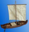 Knarr Wikingerschiff 1:35 Baukasten Krick 21207