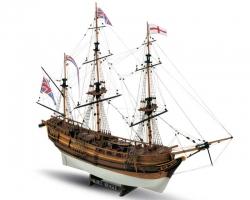 HMS Beagle Bausatz 1:64 Mamol Krick 21720