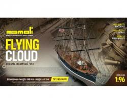 Flying Cloud   Bausatz 1:96 M Krick 21741