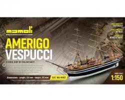 Amerigo Vespucci  Bausatz 1:1 Krick 21757