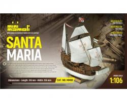 Santa Maria Bausatz 1:106 Min Krick 21802