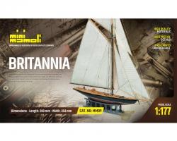 Britannia Bausatz 1:177 Mini Krick 21809