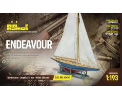Endeavour II  Bausatz 1:193 M Krick 21814