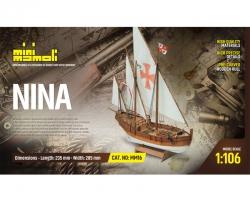 Nina Bausatz 1:106 Mini Mamol Krick 21816