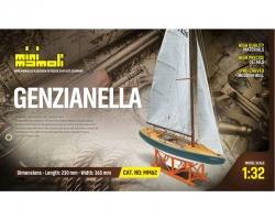 Star Genzaniella  Bausatz 1:3 Krick 21862