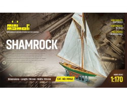 Shamrock Bausatz 1:170 Mini M Krick 21863