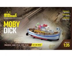 Moby Dick Bausatz 1:35 Mini M Krick 21872