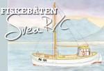 Svea Nordic Fischtrawler 1:15 RC Bausatz Krick 24502