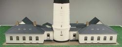 Gebäude Leuchtturm Kampen Las Krick 24683