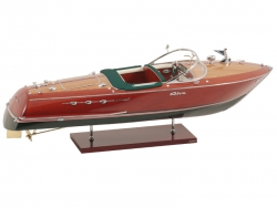 Riva Ariston 1:10 weiß (Fertig-Standmodell) Krick 25527
