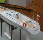 Prince 900 Hybrid RTR Scale Segelyacht Krick 26105 Sonderposten