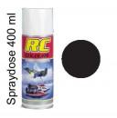 RC 71 schwarz RC Colour 400 ml Spraydose Krick 320071