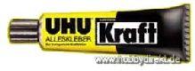UHU ALLESKLEBER Kraft 125g Tube Krick 45065
