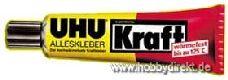 UHU KONTAKT KRAFTKLEBER flüssig 120g Tube Krick 46085