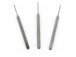 Bohrer 0,6 mm mit 2,35 mm Schaft (3) Krick 493113