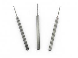 Bohrer 0,8 mm mit 2,35 mm Schaft (3) Krick 493114