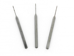 Bohrer 1,0 mm mit 2,35 mm Schaft (3) Krick 493115