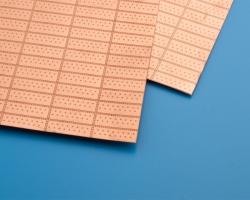 Kupferplatten 6x18mm Ätzplatte 2x 182 St. 1:64 Krick 60808