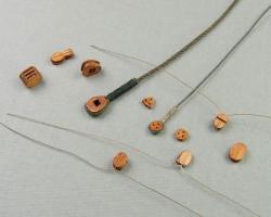 Herzblöcke 3,5mm (8Stk)   Shi Krick 61342