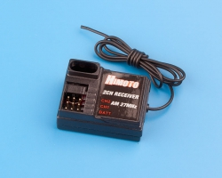 Himoto Empfänger AM 27 MHz 2K.  LS-103-R Krick 79081