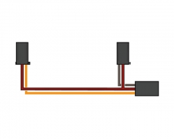 Adapterkabel Umpolmodul/16 Ka Krick 79111